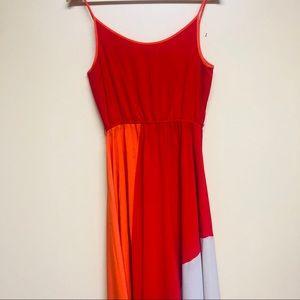 Calvin Klein Dresses - Calvin Klein colorblock maxi dress